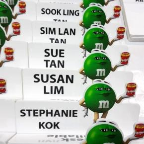 Table Nameplates