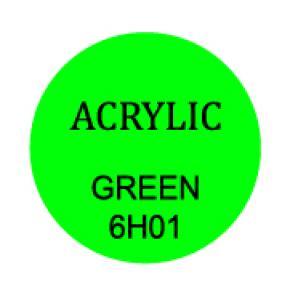 Green Round 3mm