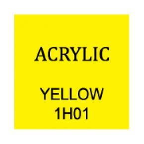 Yellow Rectangle 3mm